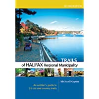 Trails of Halifax Regional Municipality, 2nd Edition