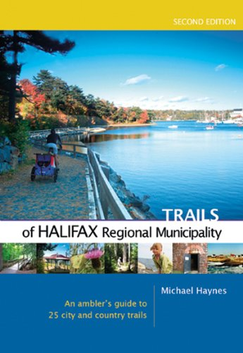 Trails of Halifax Regional Municipality, 2nd Edition - Paperback