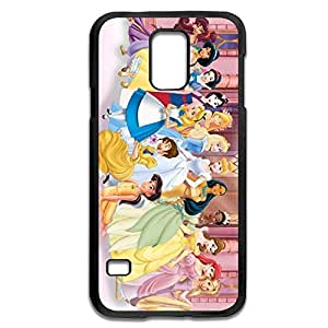 Disney Princess Scratch Case Cover For Samsung Galaxy S5 - Fashion Cover wangjiang maoyi