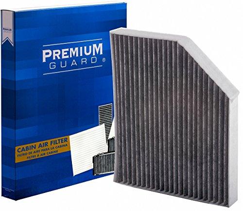 PG Cabin Air Filter PC6071C   Fits 2009-18 Audi A4, 2013-16 A4 allroad, 2009-16 A4 Quattro, 2010-14 A5, 2008-17 A5 Quattro, 2013-16 allroad, 2009-18 Q5, 2013-16 RS5, 2010-16 S4, 2008-18 S5