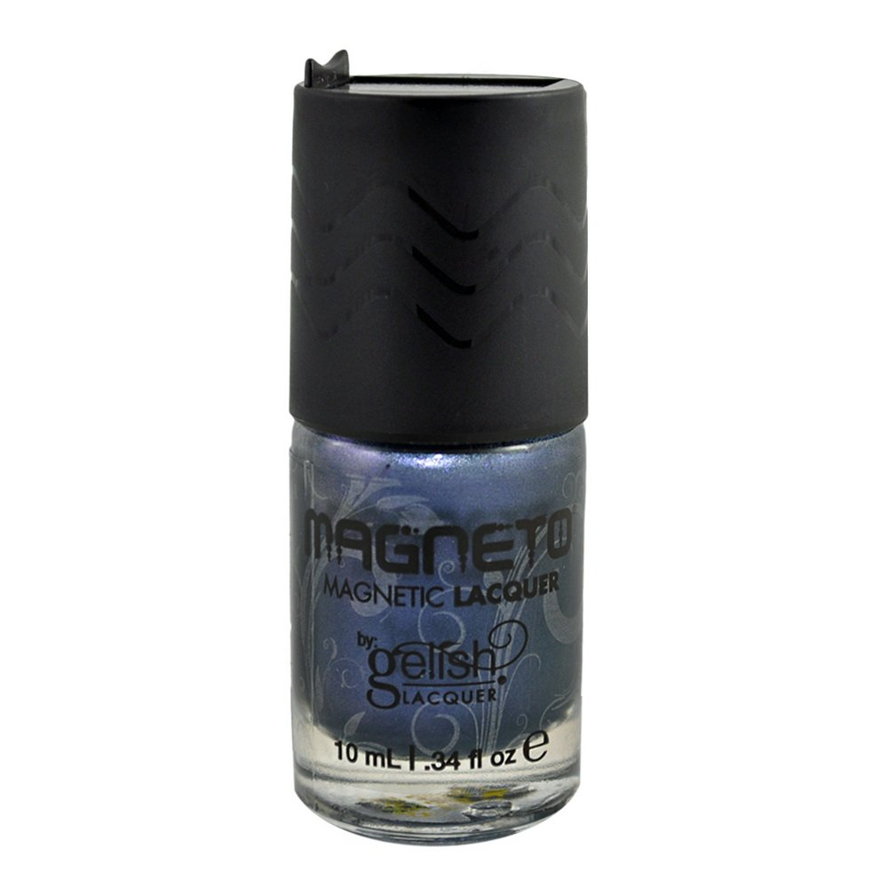 Amazon.com : Gelish Drawn Together Magneto Nail Lacquer, 0.3 Fluid ...