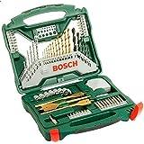 Bosch 70pcs Drill bits and Screwdriver set