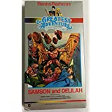 Hanna-barberas the Greatest Adventures Stories From the Bible - Samson and Deliah