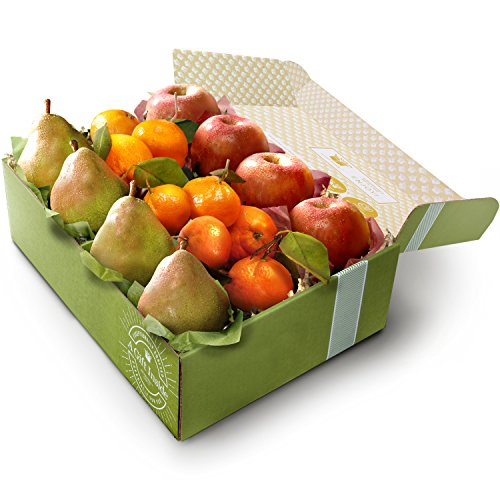 Golden State Fruit California Trio Fruit Gift Box (Fruit Baskets David And Harry)