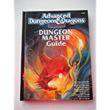 Dungeon Master's Guide (Advanced Dungeon and Dragons, 2nd Edition)