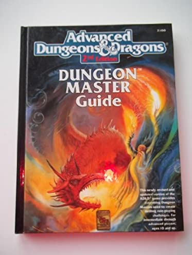 dungeon master s guide advanced dungeon and dragons 2nd edition rh amazon ca dungeons and dragons 2nd edition dungeon master's guide pdf 2nd edition dungeon master's guide