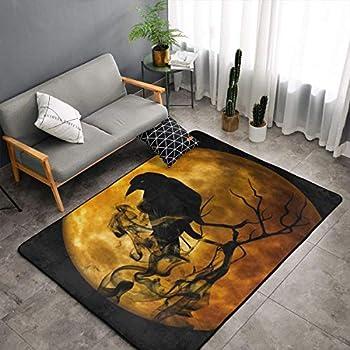 Amazon.com: Ouija Board Area Rug 5x 7, Educational ...