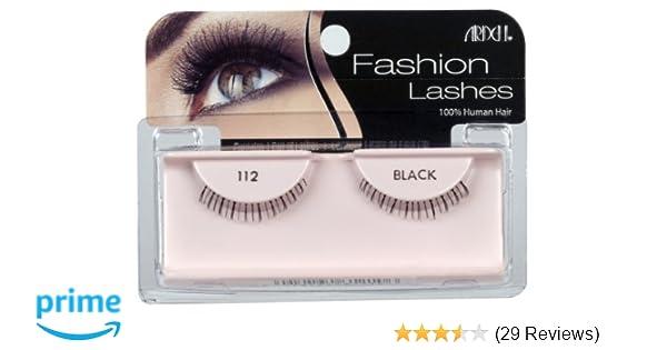 27787471739 Amazon.com : Ardell Fashion Lashes Pair - 112 Lower Lashes Black (Pack of  4) : Fake Eyelashes And Adhesives : Beauty