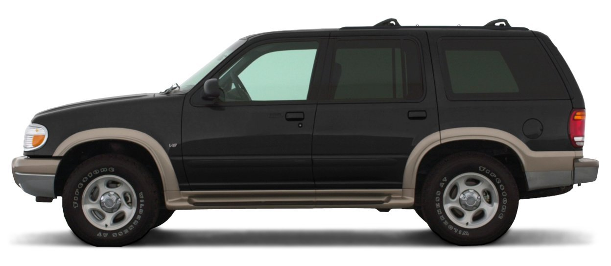 2001 ford explorer reviews images and specs. Black Bedroom Furniture Sets. Home Design Ideas