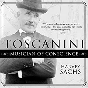 Toscanini Audiobook