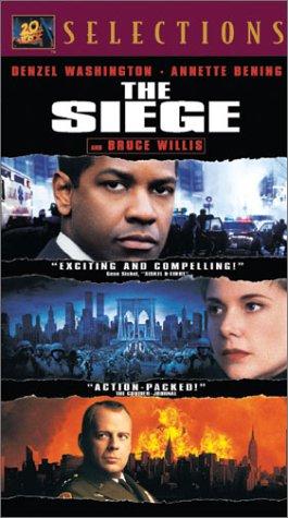 DVD : Siege [VHS]