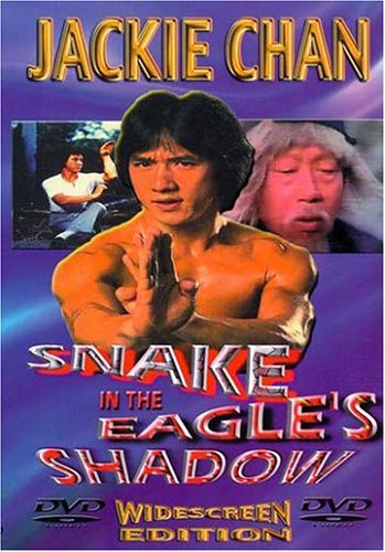 VHS : Snake in the Eagle's Shadow