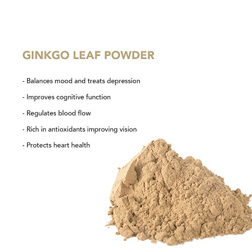 how to use ginkgo biloba powder