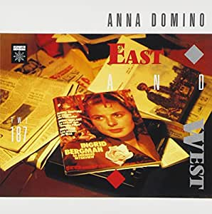 Anna Domino East Amp West Reissue Paper Sleeve Amazon