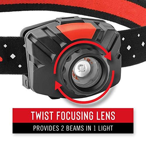 Coast – 21324 FL70 405 lm Focusing LED Headlamp