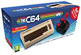 The C64 Mini Console Videogames Deep Silver (EU IMPORT) + 1 Joystick +...