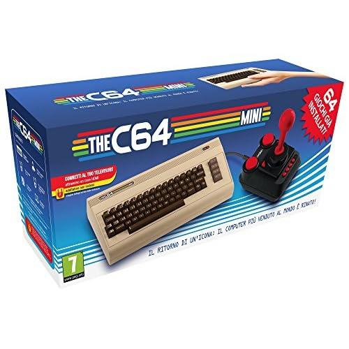 Commodore 64 Mini (64 Giochi Inclusi) a buen precio