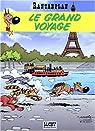 Rantanplan 13 : Le Grand Voyage par Morris