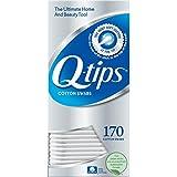 Q-tips Cotton Swabs, 170 ct