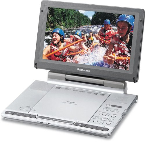 Panasonic DVD LS91 Portable DVD Player