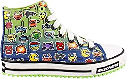 93793L Boy's Jagged - Retro Gamer Shoes