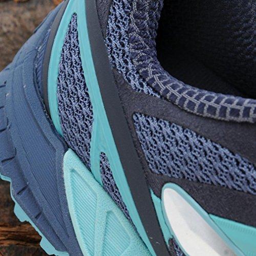 Pour Bleu 9 Chaussures Femmes De Course Brooks Cascadia Femme BwYfRp