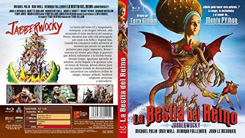La Bestia del Reino BD 1977 Jabberwocky