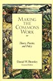 Making the Commons Work : Theory, Practice, and Policy, Blomquist, William A., 1558152172
