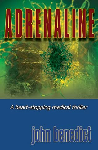 book cover of Adrenaline