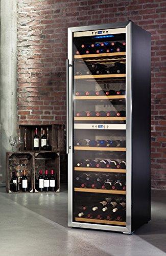 Caso Winecomfort 180 Design Weinkuhlschrank Fur Bis Zu 180 Flaschen