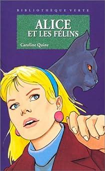 Alice et les félins par Quine