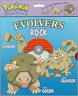 Evolvers: Rock : Geodude, Graveler, Golem: 9781575844398