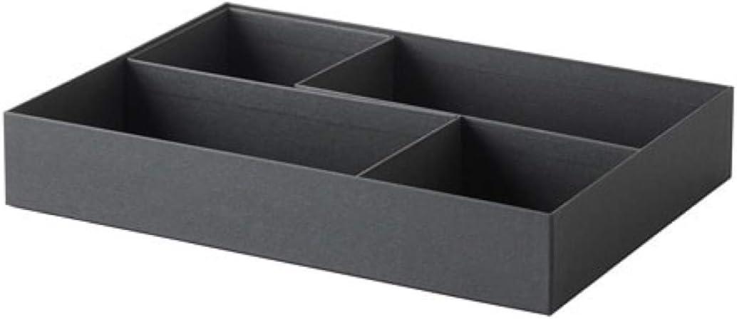Ikea Fullfolja 304.022.89 - Caja de almacenaje (tamaño: 33 x 25 x 5 cm): Amazon.es: Hogar