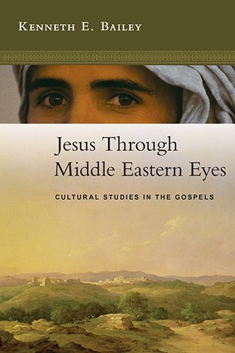 Jesus Through Middle Eastern Eyes: Cultural Studies in the Gospels (Hand With Eye In The Middle Meaning)