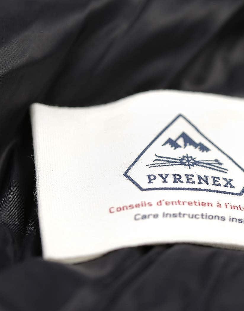 Pyrenex mythische glänzende Daunenjacke: : Bekleidung