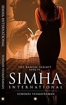 Simha International (The Bansal Legacy Book 1) by [Venkatraman, Sundari]