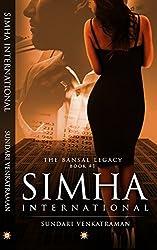 Simha International (The Bansal Legacy Book 1)