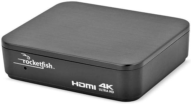 Rocketfish RF-G1603 4K Ultra HD HDMI Splitter 4K and HDR Compatible FREE SHIP