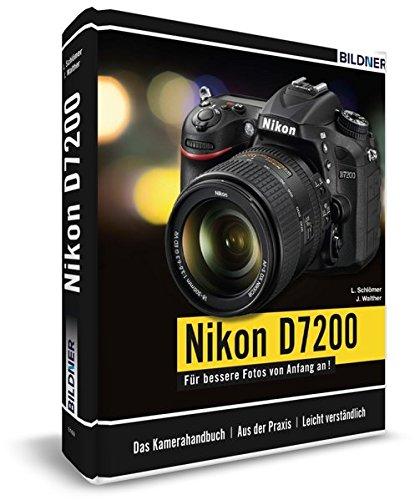 Price comparison product image Nikon D7200 - Für bessere Fotos von Anfang an!