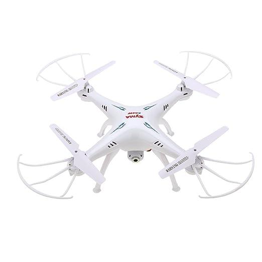 1056 opinioni per Syma X5SW 4CH 2.4G 6-Asse Giroscopio RC Wifi FPV Quadricottero Drone con
