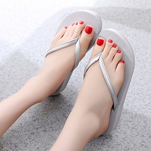 nuevo Tienda un mujer de verano para par XZZ gris solapas moda verano de LiUXINDA de v5RqnXwaxI