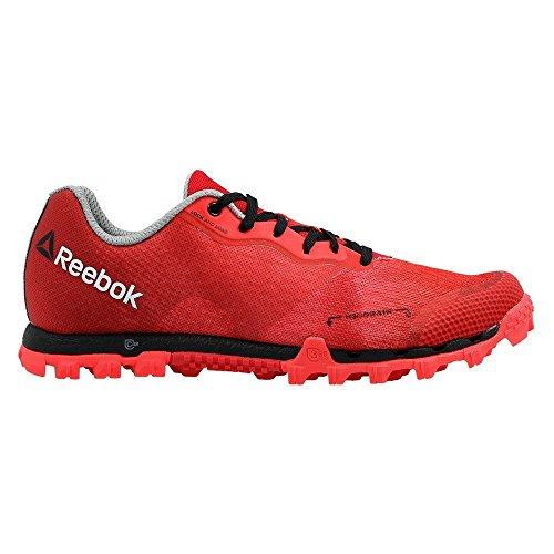 Reebok - All Terrain Super 2 Redpoppycherrygry - Couleur: Noir-Rouge - Pointure: 38.5