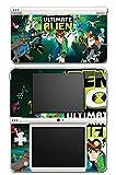 Ben Ten 10 Ultimate Alien Omnitrix Tennyson Video Game Vinyl Decal Skin Sticker Cover for Nintendo DSi XL System