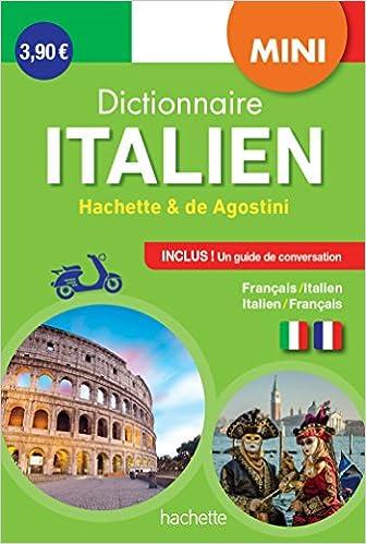 Amazon Fr Mini Dictionnaire Hachette De Agostini