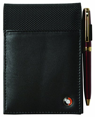 Leather Jotter - 8