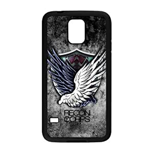 Attack on titan Recon Corps Cell Phone Case for Samsung Galaxy S5