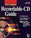 img - for The Complete Recordable-Cd Guide book / textbook / text book