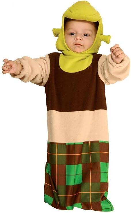 Baby Bunting Shrek Costume - Infant