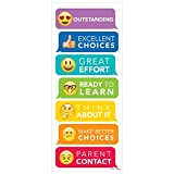 color behavior chart - Creative Teaching Press Incentive Bookmark (0699)