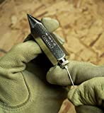 General Tools 790-8 Hexagon Steel Plumb Bob, 8 Ounce